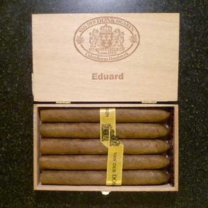 Van Der Donk Eduard  5 sigaren