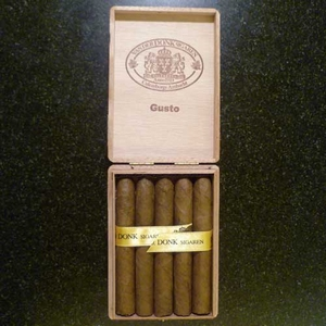 Van Der Donk Gusto  10 sigaren