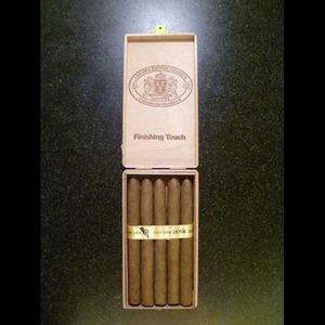 Van Der Donk Finishing Touch  10 sigaren