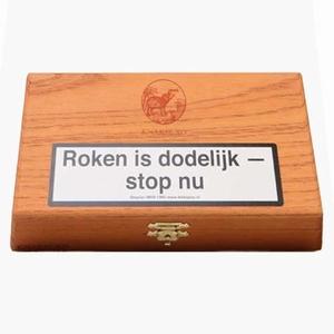 Olifant Knakje XO 25  25 sigaren