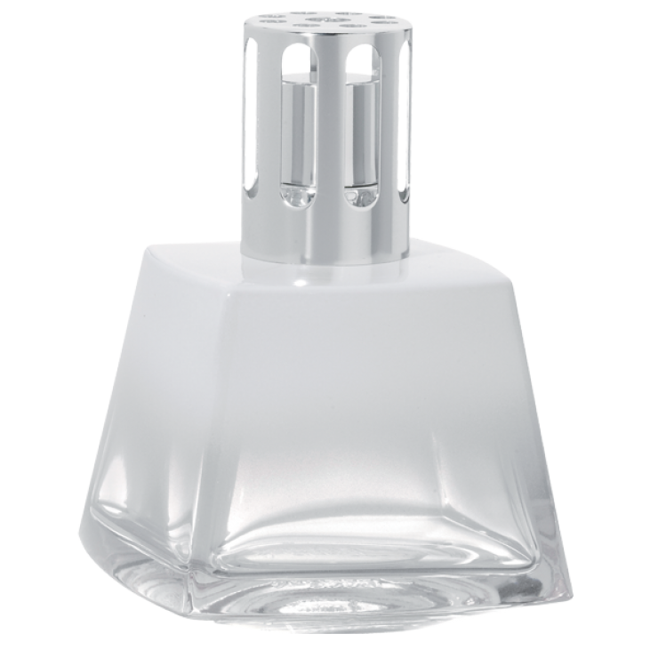 Lampe Berger POLYGONE Blanche