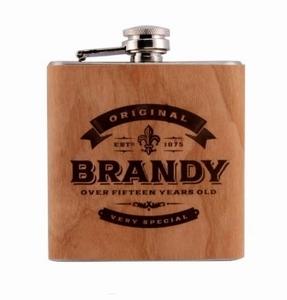 Zakflacon Brandy - 180ml