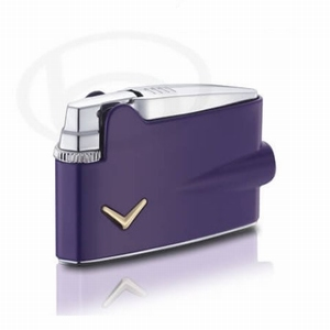 Ronson Mini Varaflame - Purple Lacquer