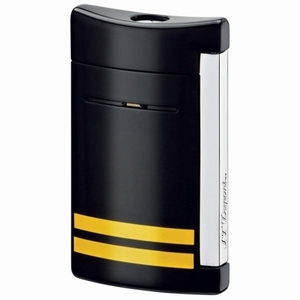 DUPONT Minijet Jet Flame - Black & Yellow Gloss