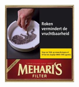 Mehari's Red Orient - Filter