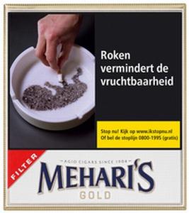 Mehari's Gold - Filter