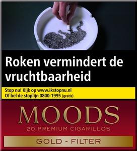 Moods Gold Filter