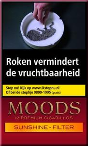 Moods Sunshine Filter