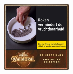 Balmoral Dominican Selection - Cigarillos