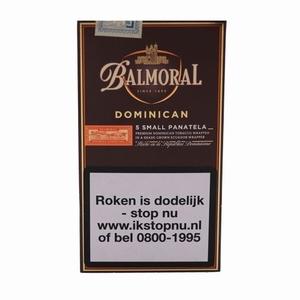 Balmoral Dominican Selection - Small Panatella