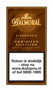 Balmoral Dominican Selection - Panatela