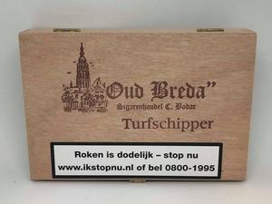 Oud Breda Turfschipper  25 sigaren