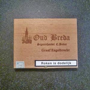 Oud Breda Graaf Engelbrecht