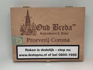 Oud Breda Proeverij Corona  10 sigaren