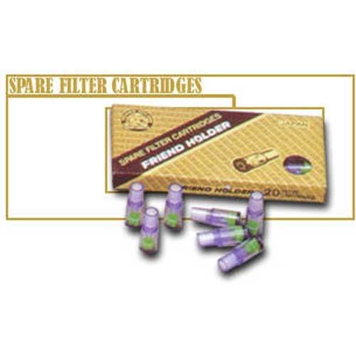 Friendholder filters