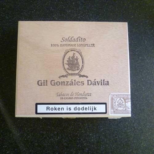 Gil Conzáles Dávila Soldadito