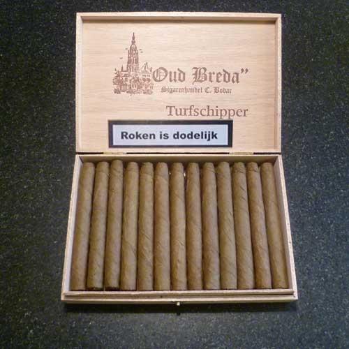 Oud Breda Turfschipper