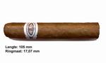 Jose L. Piedra Petit Cazadores 25 sigaren
