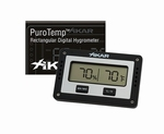 XIKAR Digitale Hygrometer Rechthoekig