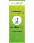 Ego Green E-liquid Framboos