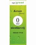 Ego Green E-liquid Kersen