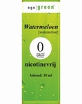 Ego Green E-liquid Watermeloen