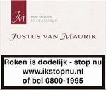 Justus Van Maurik Classique