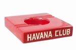 Havana Club Asbak El Quatro - Red