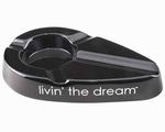 Xikar Asbak Livin' The Dream - Black