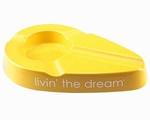 Xikar Asbak Livin' The Dream - Yellow