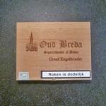 Oud Breda Graaf Engelbrecht 25 sigaren