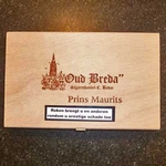 Oud Breda Prins Maurits  25 sigaren