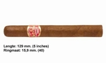 Partagas Aristocrats 25 sigaren